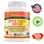 Raw-Apple-Cider-Vinegar-Mother-Detox-Metabolism-Boost-Weight-Loss-60-capsules thumbnail 3