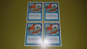 Blue-Elemental-Blast-x4-Fourth-Edition-4th-Magic-the-Gathering-MTG-4x