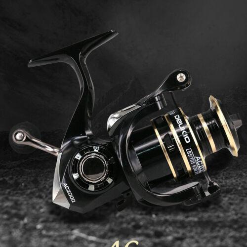 Lightweight Spinning Fishing Reel Ultralight Long Casting Saltwater Reel