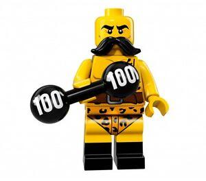 YRTS Lego 71018 Serie 17 El Hombre Misterioso Figura 16 ¡New Minifigura