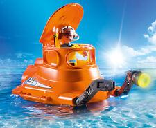 Playmobil - Aktion - U-Boot mit Unterwassermotor, NEU, Ovp, 9234