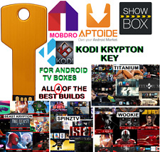 KODI 17.1 KEY FOR ANDROID TV BOX: ALL 4 OF THE BEST BU!LDS! + MODBRO & MORE!