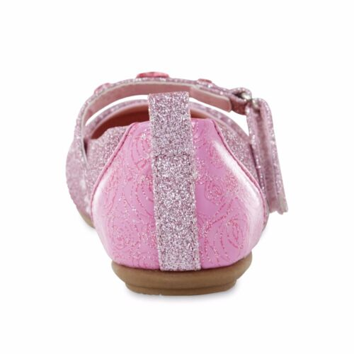 Disney Princess Shoes Baby Toddler Child Size 5 6 7 8 9 10 11 12 Jewels Glitter