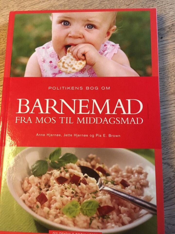 Politikens bog om Barnemad fra mos til middagsmad, Anne