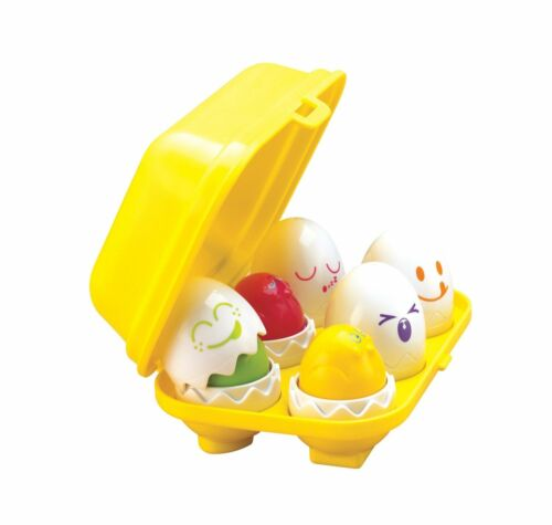 Free Shipping Hide N Squeak Eggs New