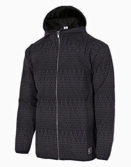 adidas Jackets & Coats | Mens Windbreaker Black Zip Up