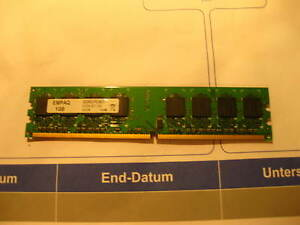 EMPAQ DDR2-PC667 E924-667-16A 1GB Arbeitsspeicher - Deutschland - EMPAQ DDR2-PC667 E924-667-16A 1GB Arbeitsspeicher - Deutschland