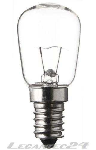 Glühlampe 24V 40W E14 28x64 klar Glühbirne Lampe Birne 24Volt 40Watt neu