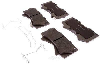 ACDelco 14D1273CHF1 Advantage Ceramic Front Disc Brake Pad