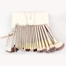 Professional Make up Brushes Set Cosmetic Tool Kabuki Makeup Kit+Luxury Bag UK