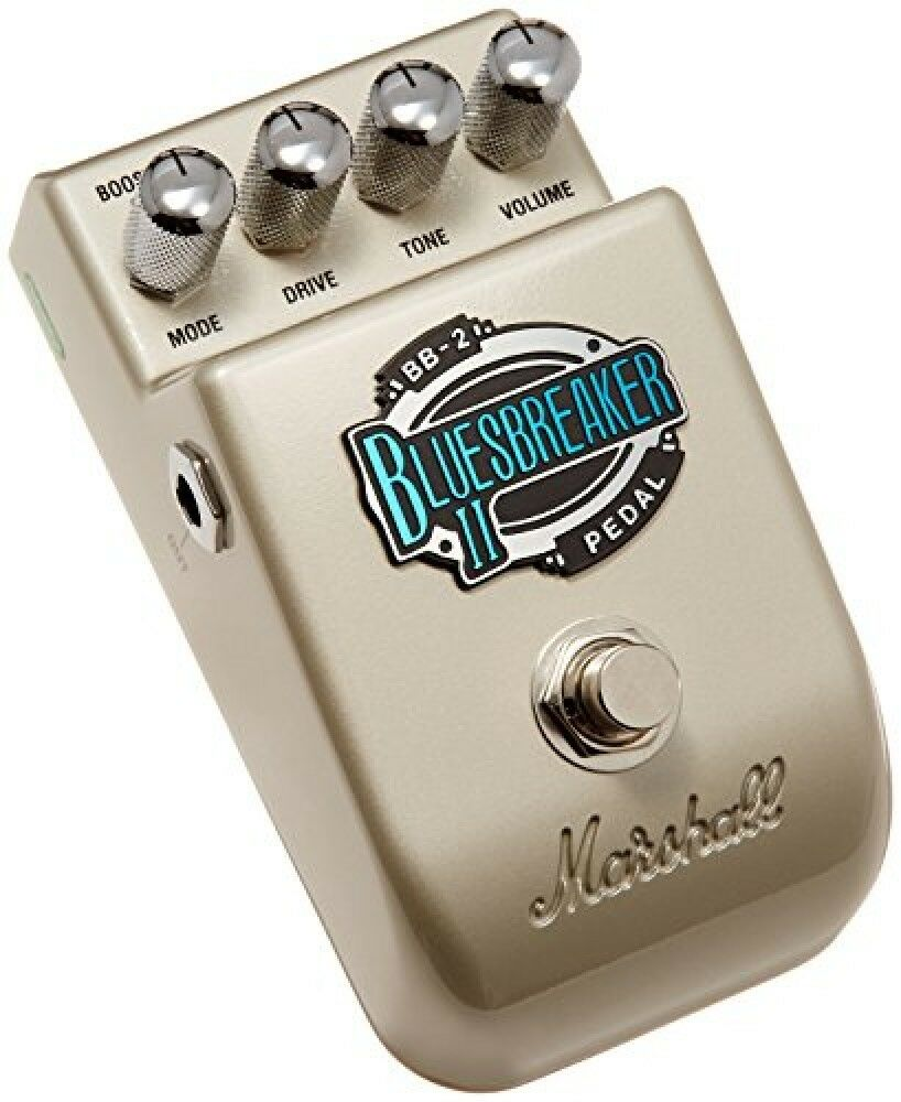 Marshall BB-2 Blaus Breaker Guitar Effects Pedal Musical Instruments Accessories