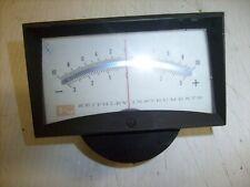 Original Keithley Instruments 148 Nanovoltmeter Panel Meter