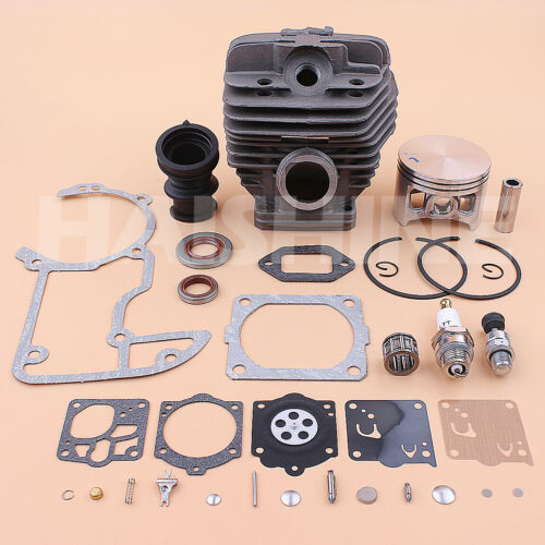 56mm Big Bore Cylinder Piston Overhaul Kit For Stihl MS650 MS640 064 Chainsaws