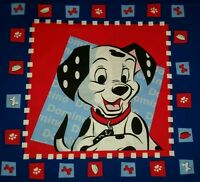 Disney 101 Dalmations Dog Bone Treat Dish Movie Accent Pillow Sham Cover 16