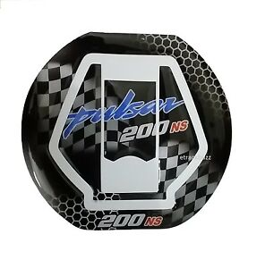 Customize Fuel Cap Pad Protector For Pulsar 200NS