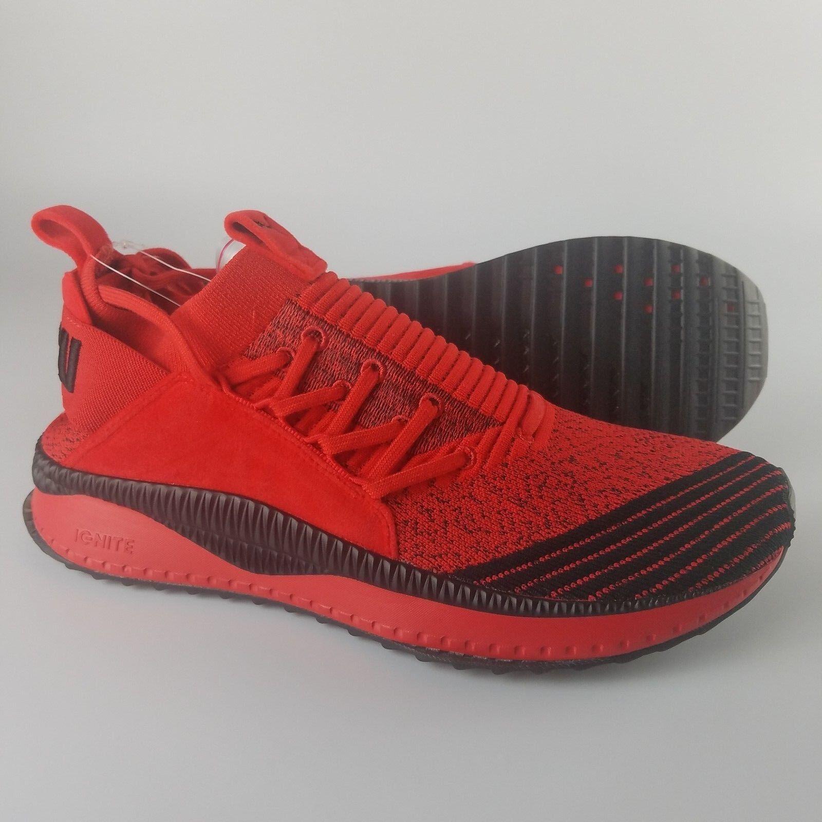 Puma FUBU Tsugi Jun High Risk Red Black Men's Size 9.5 Running shoes