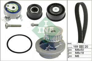 Brand-New-INA-Timing-Belt-Kit-With-Water-Pump-530007830-2-Year-Warranty