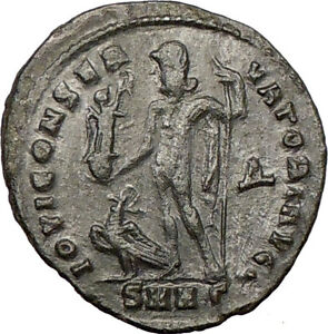 LICINIUS-I-Constantine-the-Great-enemy-Ancient-Roman-Coin-JUPITER-Cult-i22096