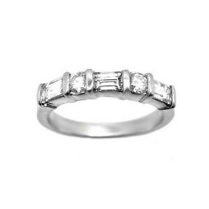 0-60-ct-ROUND-BAGUETTE-CUT-DIAMOND-WEDDING-BAND-RING