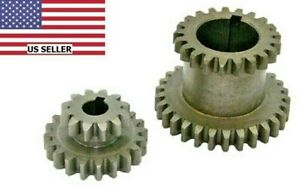 2-speed-Mini-Lathe-Hi-low-gear-set-metal-Please-read-entire-description