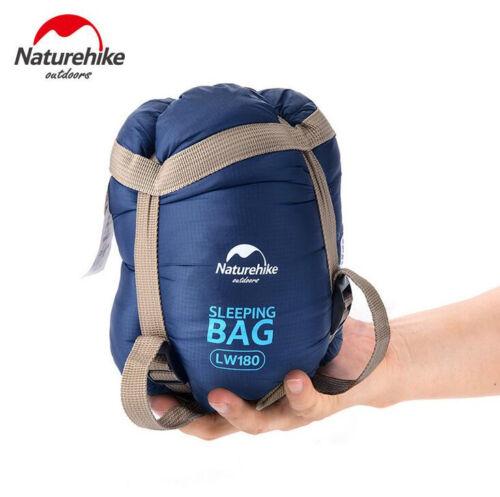 Naturehike Outdoor Waterpoof Protable Envelope Sleeping Bag Light Sleeping Bags