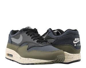 best service 9a9b1 3412c Image is loading Nike-Air-Max-1-SE-Medium-Olive-Light-
