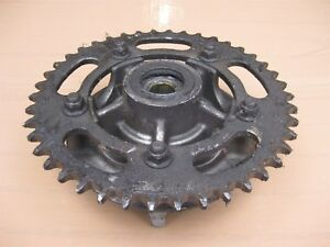 TRIUMPH-TT600-TT-600-JUST-22K-2000-2003-BACK-REAR-SPROCKET-CARRIER-HUB