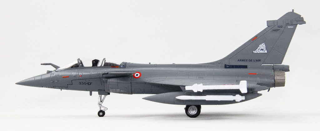 Dassault rafale - c 1.72e metall - sous - blisterpackung