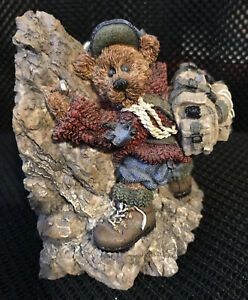 Boyds Bears & Friends Sir Edmund Persistence #2279