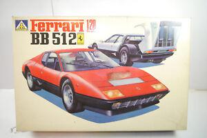 Aoshima Ferrari BB 512 Auto Modellbausatz 1:20 Neu (F23) - Berlin, Deutschland - Aoshima Ferrari BB 512 Auto Modellbausatz 1:20 Neu (F23) - Berlin, Deutschland