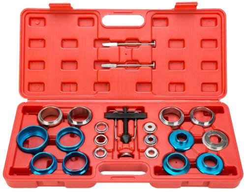 20Pc Crankshaft Camshaft Cam Seal Bearing Remover Installation Tool Kit
