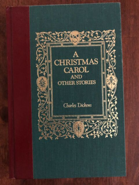 A Christmas Carol and Other Stories by Charles Dickens 1988 Readers Digest