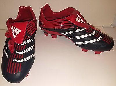 Adidas Men's Traxion Turn red \u0026 black