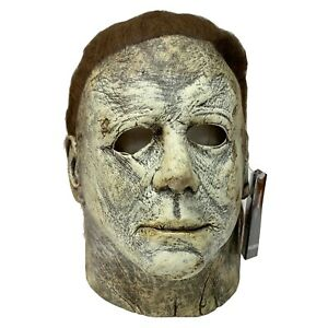 Halloween 2018 Michael Myers Mask.Details About Trick Or Treat Studios Michael Myers Halloween 2018 Mask Officially Licensed