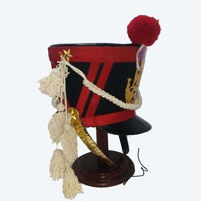SHAKO CAP French Napoleonic Shako Helmet