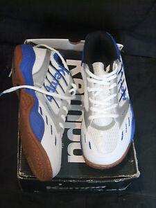 Neuves T bleu Baskets 37 Blanc Emballées