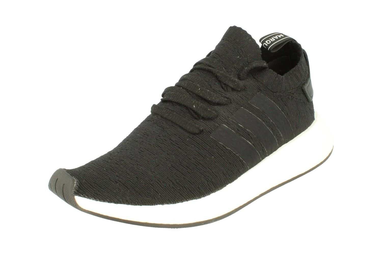 Adidas Originals Correr NMD_R2 PK Hombre Para Correr Originals Tenis Zapatillas BB6859 0b29bb