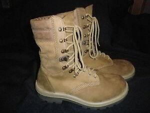 265-99-aus-7-5-Australian-Army-Combat-Boots-LEATHER-034-NEW-034
