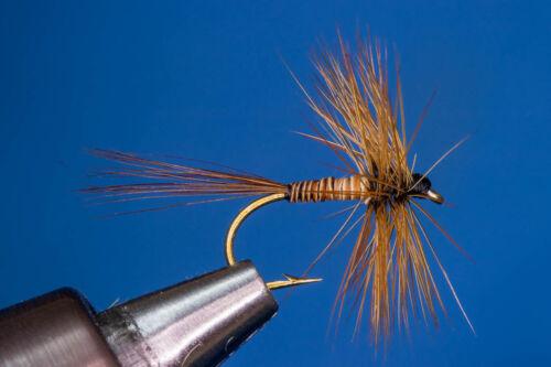 Lunn/'s Particular Fliegentom 3 Stück Trockenfliege
