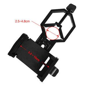 Universal-Telescope-Cell-Phone-Mount-Adapter-for-Monocular-SpottingScope-AU-Ship