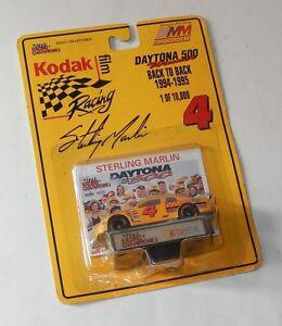 KODAK-Film-Racing-Sterling-MARLIN-Nascar-Chevrolet-Racing-Champions-1995