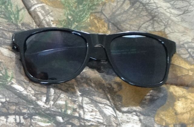 610c9ca954a8 Forum Novelties Unisex Blues Sunglasses Black One Size