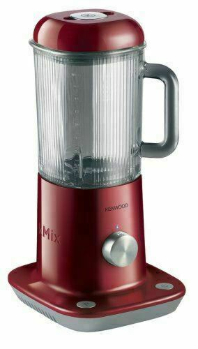 Kenbois kMix BLX510 Raspberry rouge Kitchen Blender.