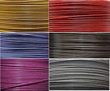 1 Meter hydraulische Bremsleitung in stahlflex Optik diverse Farben