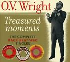 Treasured Moments (Complete Back Beat/ABC Singles) von O.V. Wright (2016)