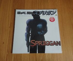 BRAND-NEW-LD-Spriggan-anime-manga-laser-disc-JP