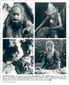 1999-Composite-Scenes-From-Jim-Henson-039-s-The-Storyteller-TV-Show-Press-Photo
