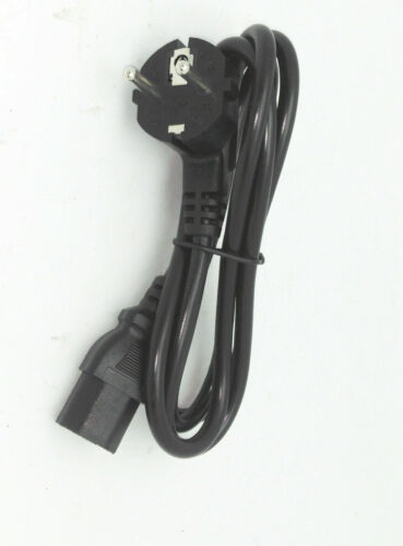 XBOX 360 Console EU AC Power Cord for Printer//TV//Monitor//Sony Playstation PS3