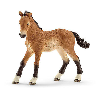 Toys & Hobbies Hot Sale Tennessee Walker Foal By Schleich; New 2016 Model/horse/toy/13804 Meticulous Dyeing Processes