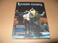 Kaiser Chiefs -Live From Elland Road (DVD,2008) ALL REGION  NTSC NEW & SEAL RARE